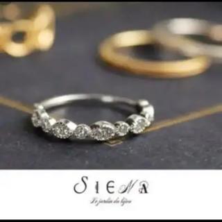 アガット(agete)のSIENA リング(リング(指輪))