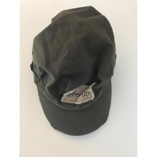 スライ(SLY)のSLY キャスケット 帽子 キャップ ワーク帽(キャスケット)