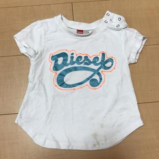 DIESEL - ディーゼルキッズ  Tシャツ 24M
