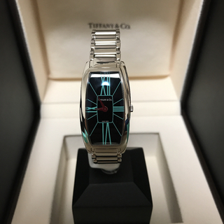 ティファニー(Tiffany & Co.)のティファニー Tiffany&co レディース 腕時計 ジェメア クオーツ(腕時計)