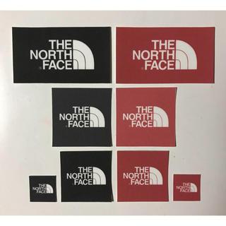THE NORTH FACE - THE NORTH FACE ワッペン人気色 長方形2枚 大2枚 中2枚 小2枚