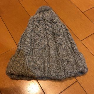 ジャーナルスタンダード(JOURNAL STANDARD)のジャーナル購入 ニット帽 美品(ニット帽/ビーニー)