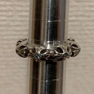 クロムハーツ(Chrome Hearts)のクロムハーツ クロスバンドリング(リング(指輪))
