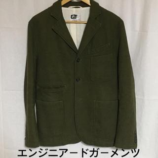 エンジニアードガーメンツ(Engineered Garments)のエンジニアードガーメンツ ウールジャケット(テーラードジャケット)