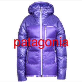 パタゴニア(patagonia)のパタゴニア  ダウン レディース S(ダウンジャケット)