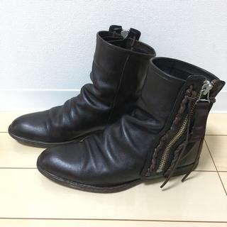 ミハラヤスヒロ(MIHARAYASUHIRO)のミハラヤスヒロ    ブーツ(ダークブラウン)26cm(ブーツ)