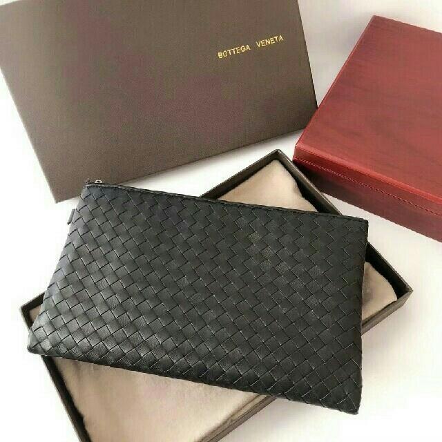 Bottega Veneta(ボッテガヴェネタ)のBOTTEGA VENETA クラッチバッグ メンズのバッグ(セカンドバッグ/クラッチバッグ)の商品写真