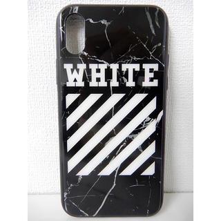 オフホワイト(OFF-WHITE)の定番デザイン  OFF-WHITE  (iPhoneケース)