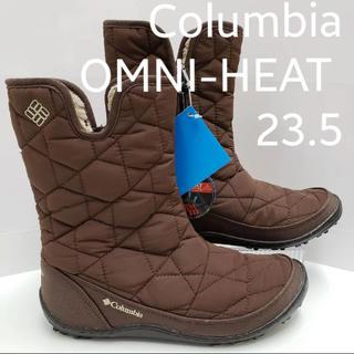 Columbia - 【新品】コロンビア ブーツ 23.5 Columbia MINX オムニヒート
