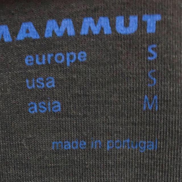 Mammut(マムート)のマムート  グレー スポーツ/アウトドアのアウトドア(登山用品)の商品写真