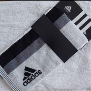 adidas - 新品 アディダス スポーツタオル スリムロングタオル adidas