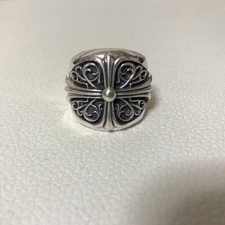 シルバー925 刻印有り  指輪 リング クロムハーツ好きに(リング(指輪))
