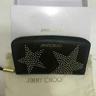 JIMMY CHOO - Jimmy Choo ジミーチュウ 長財布