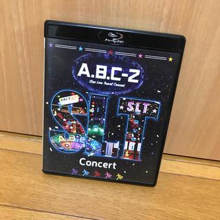 エービーシーズィー(A.B.C.-Z)のA.B.C-Z Star Line Travel Concert Blu-ray(ミュージック)