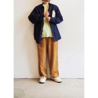 ワンエルディーケーセレクト(1LDK SELECT)の 19SS Graphpaper Soft Cupro Baker Pants (その他)