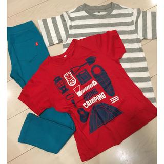 UNIQLO - 【☆値下げ☆】子ども服 140cm パンツ Tシャツ まとめ売り