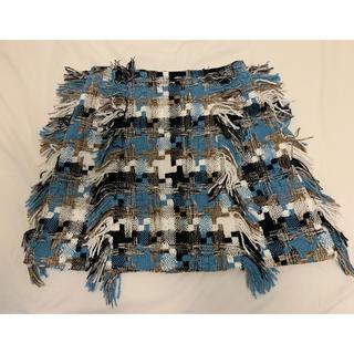 Chesty - チェスティ ツイードスカート
