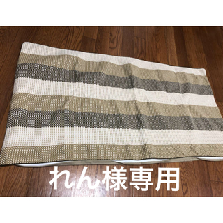 シマムラ(しまむら)の座布団カバー♡長座布団カバー♡59×110㎝(クッションカバー)