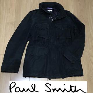 ポールスミス(Paul Smith)のポールスミス 美品 中綿 ミリタリージャケット(ミリタリージャケット)