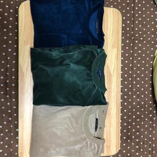 アーバンリサーチ(URBAN RESEARCH)のベロアロンTセット(Tシャツ/カットソー(七分/長袖))