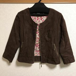 セシルマクビー(CECIL McBEE)のCECIL McBEE 8部袖ジャケット(ライダースジャケット)