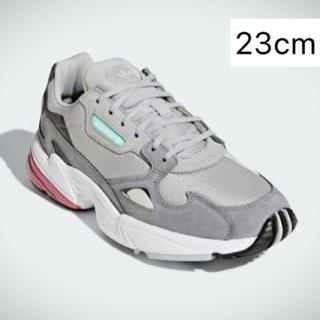 アディダス(adidas)の✔即日発送【 adidas 23cm アディダスファルコン 厚底スニーカー 】(スニーカー)