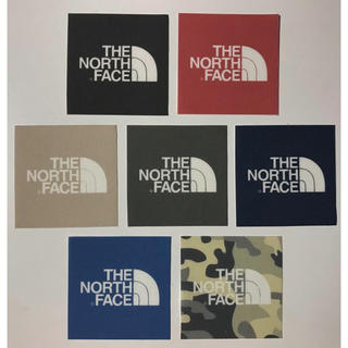THE NORTH FACE - THE NORTH FACE ワッペン 大 7枚
