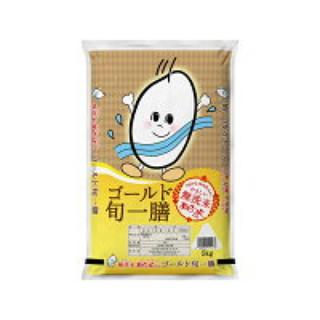 ゴールド旬一膳    無洗米   5k(米/穀物)