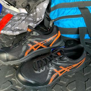 アシックス(asics)のアシックス安全靴‼️1番人気のウィングジョブ‼️新品未使用‼️(その他)