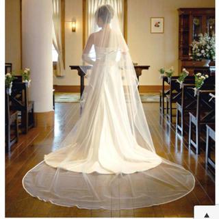 ヴェラウォン(Vera Wang)のヴィーヴ・ラ・マリエ ウェディングベール3m(ウェディングドレス)