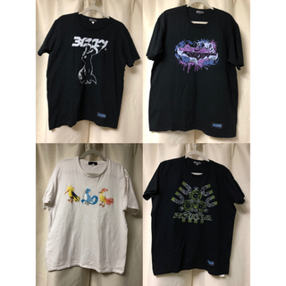 ポケモン(ポケモン)のポケモン Tシャツ XL 4枚セット(Tシャツ/カットソー(半袖/袖なし))