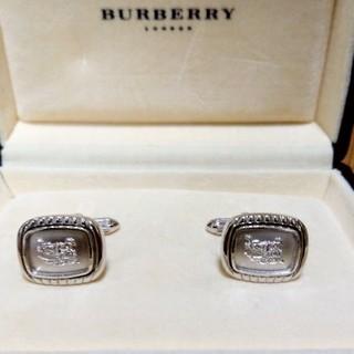 BURBERRY - BURBERRY カフスセット