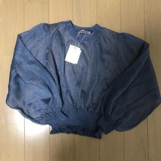 ワンアフターアナザーナイスクラップ(one after another NICE CLAUP)のNICE CLAUP ブラウス(Tシャツ(長袖/七分))