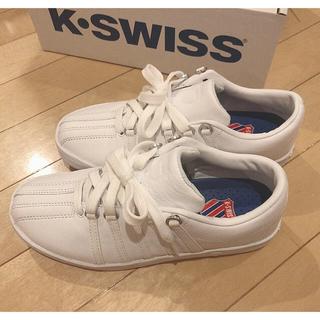 ケースイス(K-SWISS)のk-swiss classic88 白スニーカー (スニーカー)