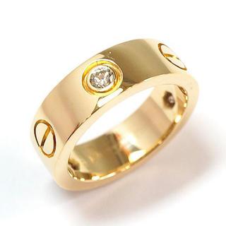 カルティエ(Cartier)の正規品 CARTIER カルティエ ラブリング(リング(指輪))