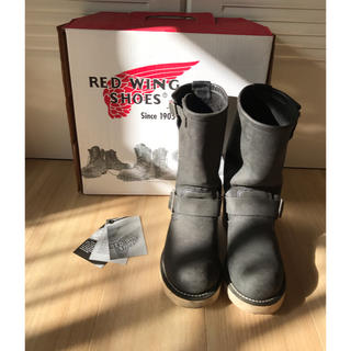 レッドウィング(REDWING)の【RED WING】ブーツ(ブーツ)