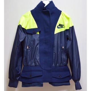サカイ(sacai)の10/10限りの出品 Nike Sacai Military Jacket (ナイロンジャケット)