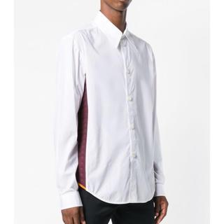 ラフシモンズ(RAF SIMONS)のNamacheko パネルシャツ 定価約7万円 確実正規品(シャツ)