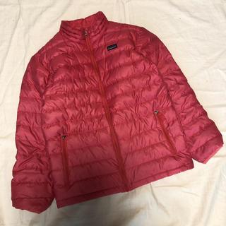 パタゴニア(patagonia)のパタゴニア ライトダウンジャケット キッズL 160 美品(ジャケット/上着)