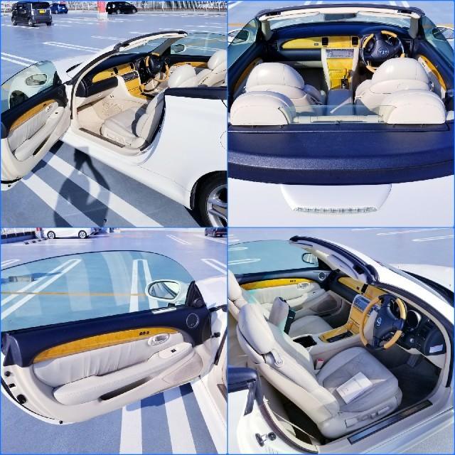 トヨタ(トヨタ)の★ソアラ 430SCV 検満タン(令和3年11/12) LEXUS仕様 埼玉新座 自動車/バイクの自動車(車体)の商品写真