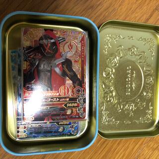カメンライダーバトルガンバライド(仮面ライダーバトル ガンバライド)のガンバライジング SR CP カード(シングルカード)