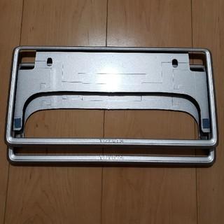 トヨタ - トヨタ純正!プラスチックタイプ!ナンバーフレーム