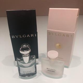 BVLGARI - 【新品未使用品】BVLGARI ミニボトル2個セット