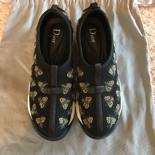 クリスチャンディオール(Christian Dior)の希少   クリスチャンディオール  フュージョン  新品  正規品(スニーカー)