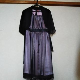フォーマルワンピース  17号(礼服/喪服)