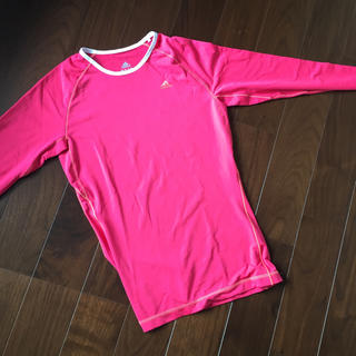 adidas - adidas ロングTシャツ