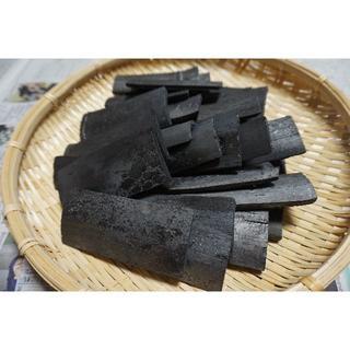 竹炭 10センチカット 25~35枚 国産 送料無料