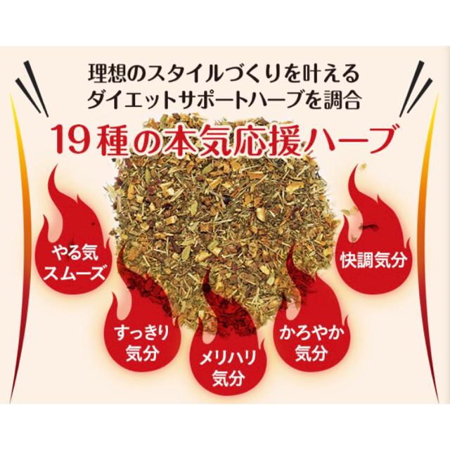 最強のアタシ enherb 食品/飲料/酒の飲料(茶)の商品写真