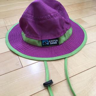ampersand - 子供用 帽子52センチ
