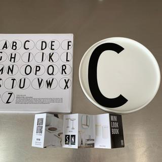 アクタス(ACTUS)のデザインレターズ イニシャルプレート(食器)
